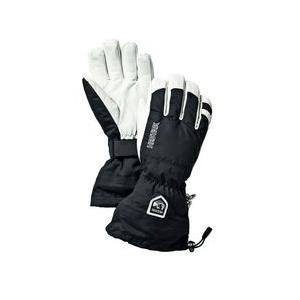 Men's Army Leather Heli Ski Gloves