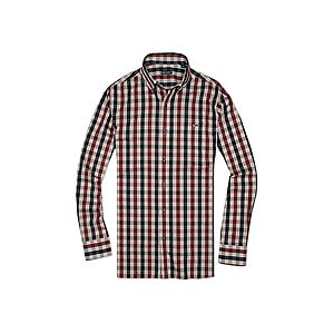 Men's Brevard Check Shirt
