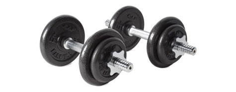 CAP barbell adjustable dumbbell set