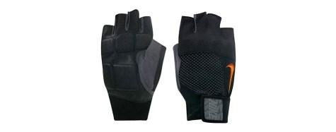 NIKE Men's LockDown Weightlifting Gloves
