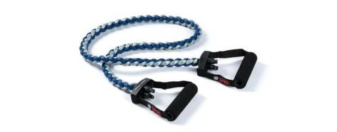 spri xertube braided resistance band