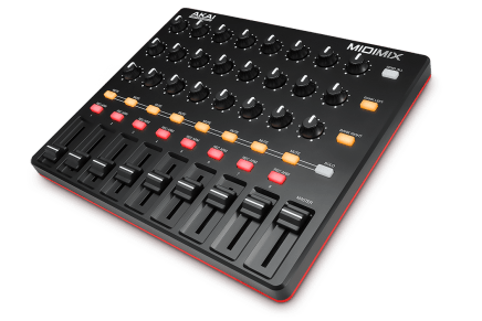 Akai Professional Announces new MIDImix