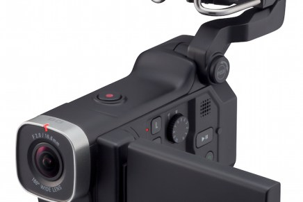 Zoom Q8 Handy Video Recorder Is Now Available
