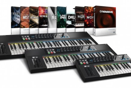 Native Instruments releases Komplete Kontrol 1.5 update with NKS integration and S88 keyboard
