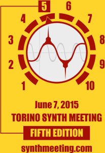 TORINO SYNTH MEETING flyer