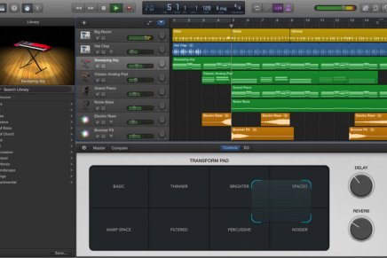 New Alchemy-based Synth Coming to GarageBand & Logic Pro X June 30th?