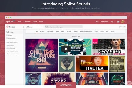 Introducing Splice Sounds – Revolutionary Sample Download Service