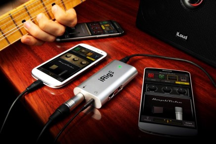 IK Multimedia is now shipping iRig UA