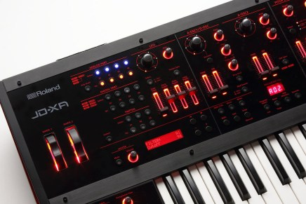 Review sounds preview Roland JD-XA