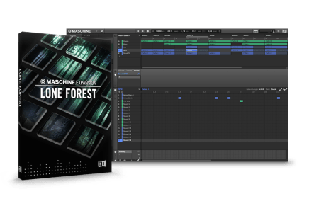 Native Instruments introduces Lone forest Expansion for Maschine
