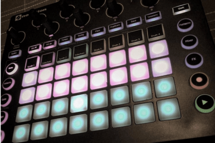 New Novation hardware – controller leaked?