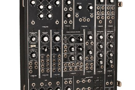 Moog Modular Recreation, MF-Chorus & MF-Flange Nominated for NAMM TEC Awards