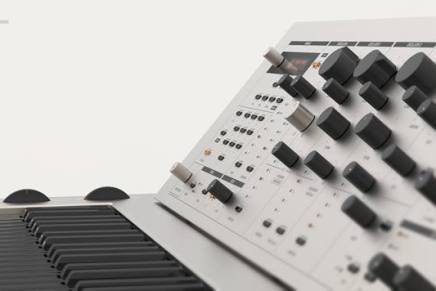 New Synth Teased by Axel Hartmann