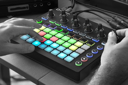 Novation announces Circuit standalone groovebox