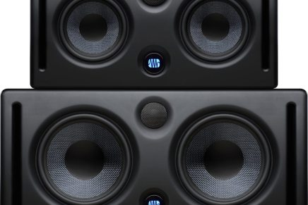PreSonus Eris E44 and E66 MTM Monitors Provide Ultra-Wide Imaging