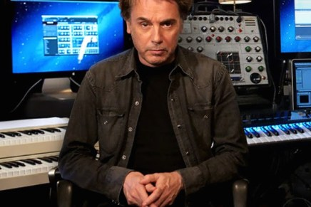 Jean-Michel Jarre on the evolution of music technology
