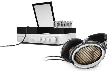 Sennheiser presents the successor to the legendary Orpheus headphone