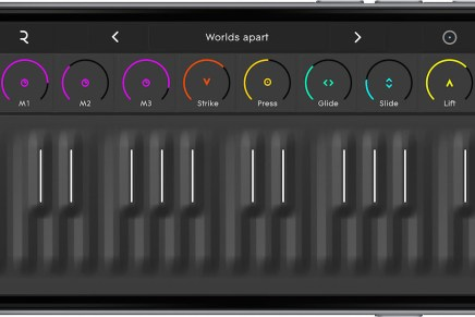 ROLI releases NOISE app