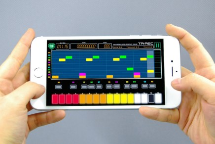 Roland Launches Its First Music Game App
