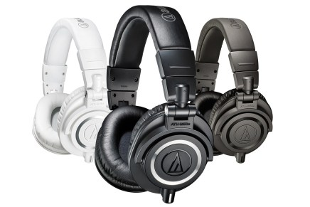 Audio-Technica Introduces ATH-M50xMG Matte Gray Version