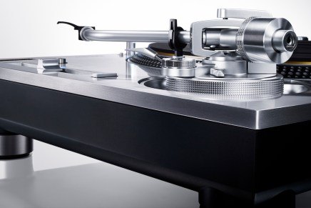 Panasonic announces Technics SL-1200GAE turntable