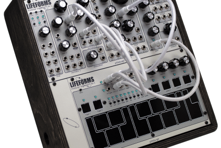 Pittsburgh Modular introduces Lifeforms eurorack systems