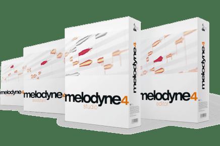 Celemony releases Melodyne 4