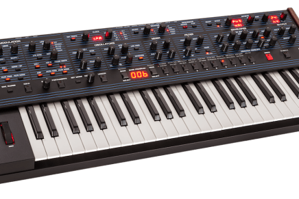 Tom Oberheim and Dave Smith Unveil OB-6 Analog Synthesizer