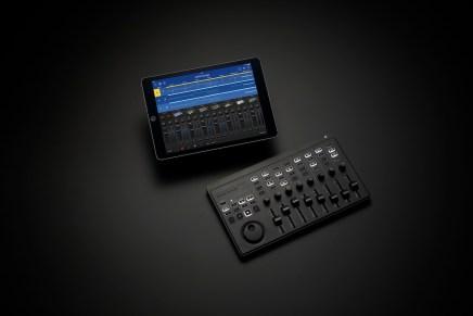 Korg announces nanoKONTROL Studio MIDI controller