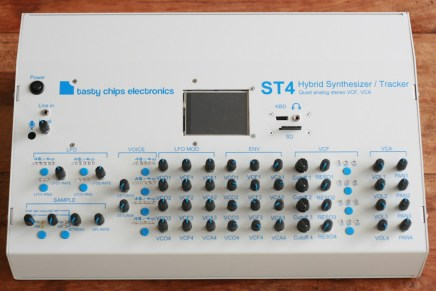 ST4 : Hybrid Synthesizer/Tracker