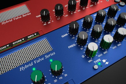 Audified announces availability of second-generation Audiffex inValve Effects native plug-ins