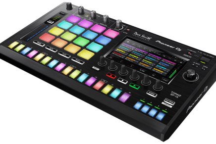 Pioneer DJ Unveils TORAIZ SP-16 Live-Performance Sampler/Sequencer with Analog Filters by Dave Smith Instruments