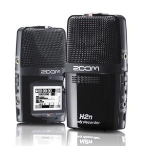 Zoom_H2n_AudioRecorder