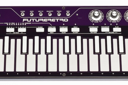 Future Retro announces the touch keyboard 512