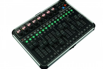 Faderfox announces new UC44 universal controller