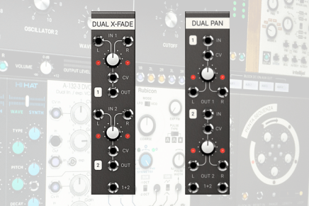 new free modules for the Softtube Modular and Windows 10 fixes