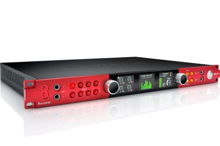 Focusrite Announces Red 8Pre Interface