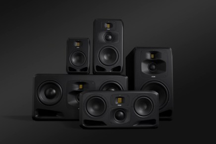 ADAM Audio introduces the S series range of studio monitors