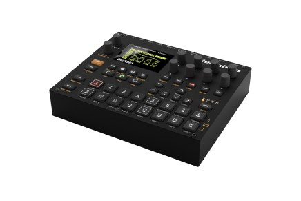 Elektron announces Digitakt eight track digital drum machine and sampler