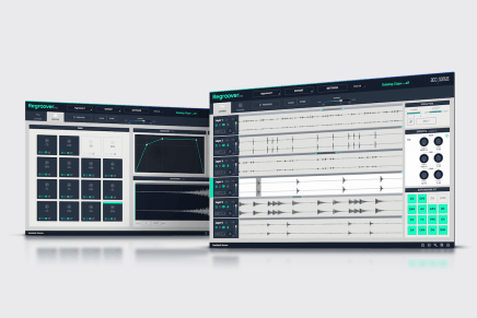 Accusonus introduces Regroover Pro software plug-in