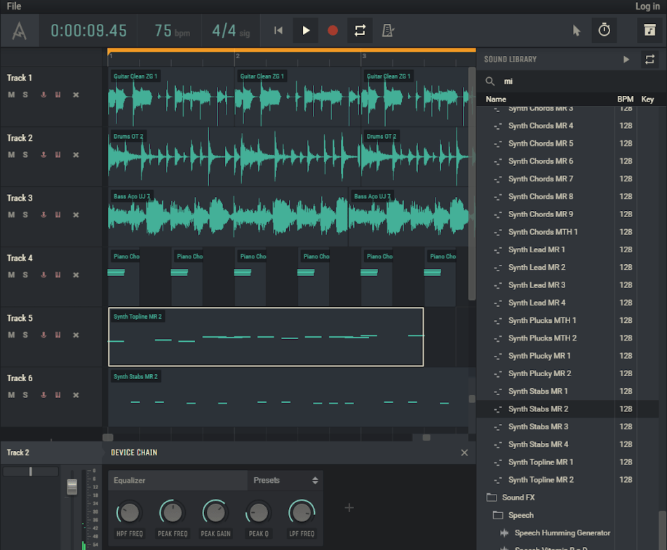 Introducing Amped Studio by Amptrack Technologies - The world's