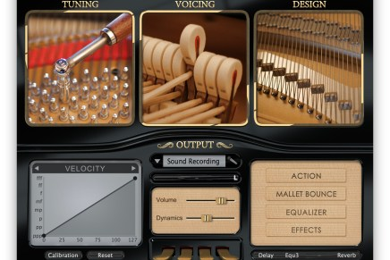 Modartt releases Pianoteq 6 software