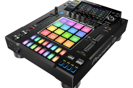 Pioneer announces the DJS-1000 stand-alone DJ sampler