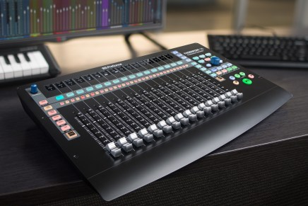 PreSonus Expands Control Surface Offerings with FaderPort 16