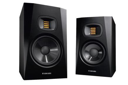 ADAM Audio Introduces the T Series Range of Studio Monitors