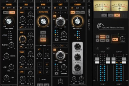 Waves Audio announces the Scheps omni channel