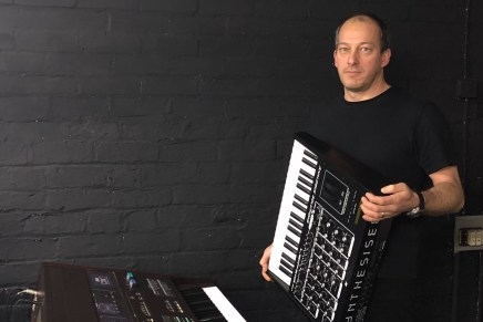 Analogue Solutions celebrates 25th anniversary milestone with SUPERBOOTH18 synthesizer showcase