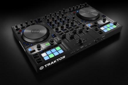 Native Instruments announces next generation of TRAKTOR KONTROL S2, S4 DJ systems and TRAKTOR PRO 3