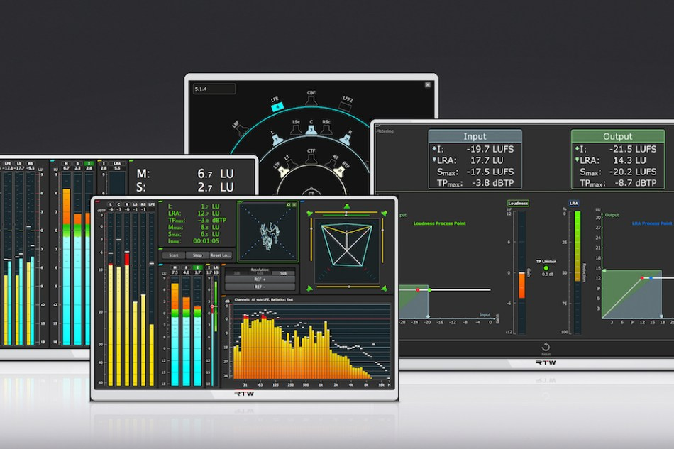 RTW updates plug-in suites and introduces new stereo-only versions