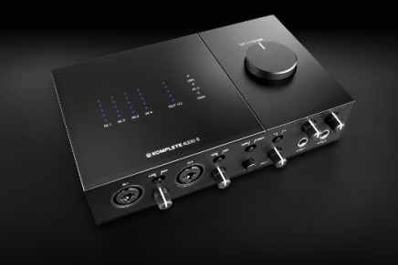 Native Instruments announces the new Komplete Audio 6 audio interface